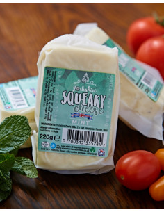 Yorkshire Squeaky Cheese - Cool Mint