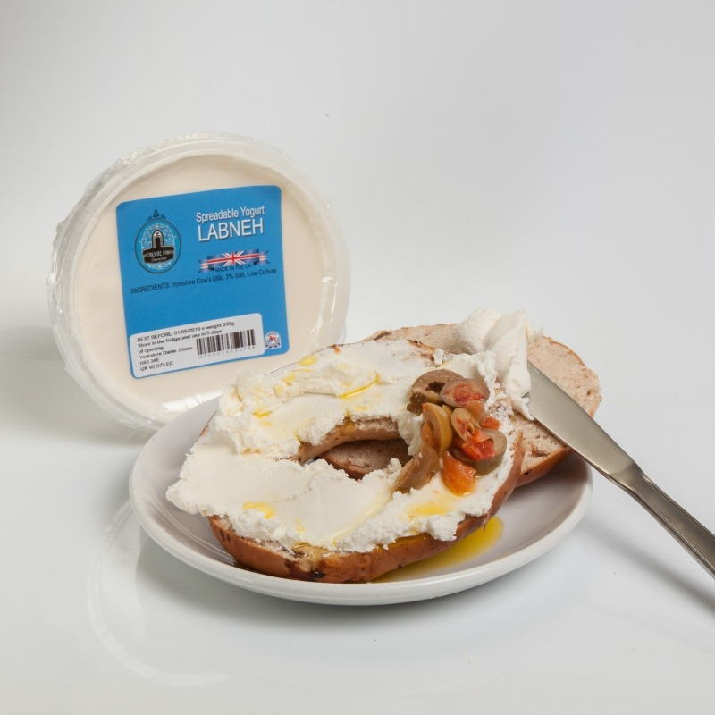 Labneh Spreadable Cheese