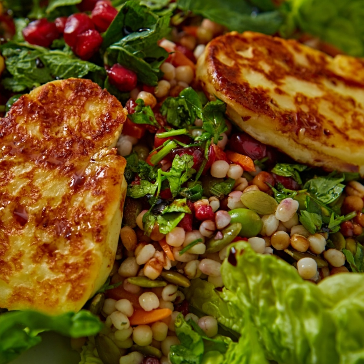 Goats Cheese Tabbouleh
