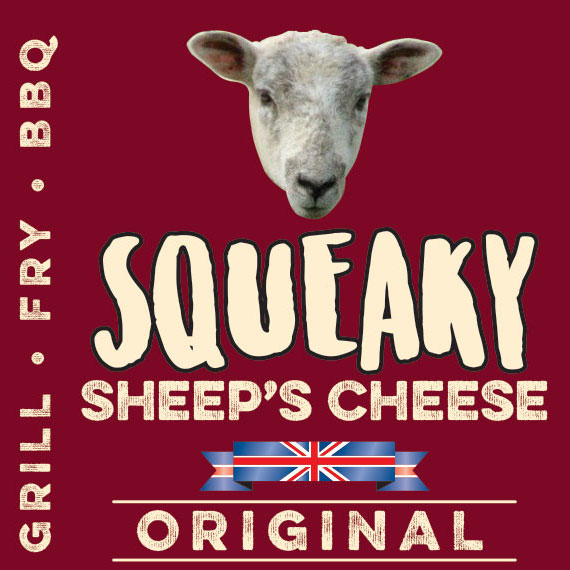 Yorkshire Dama - Sheep's Milk Squeaky cheese - landing page