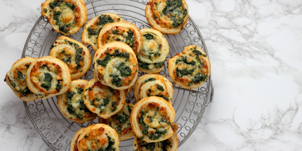 Yorkshire Dama Spinach and Ricotta Pastry Recipe